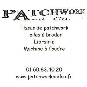 logo PATCHWORK and Co.