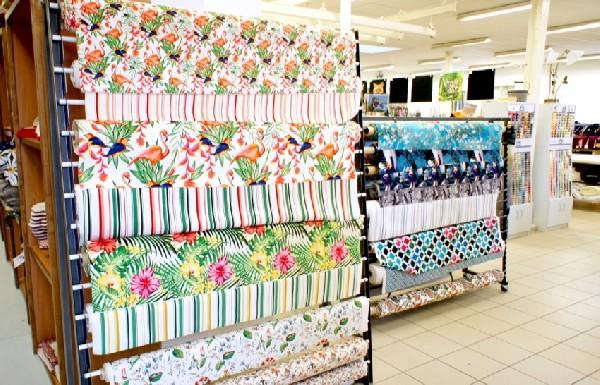 Collection exclusive de tissus imprimés en Alsace