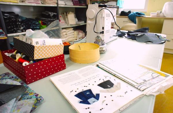 Confection sur-mesure et ateliers couture à Gérardmer